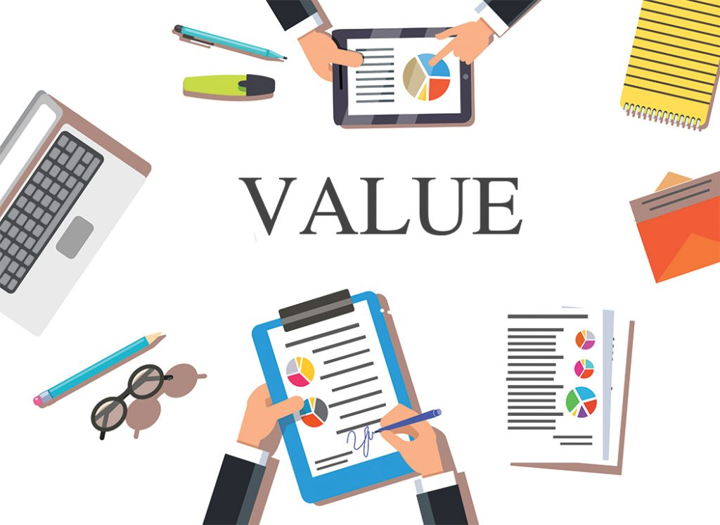 Sell Values to Clients