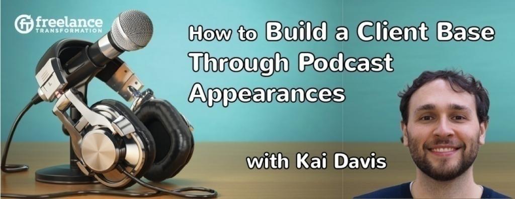 Podcast banner by Kai Davis